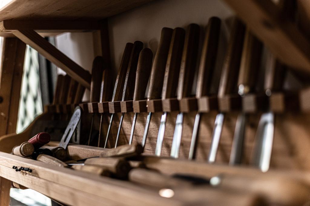 fotografo-artigiani-dettaglio-scalpelli