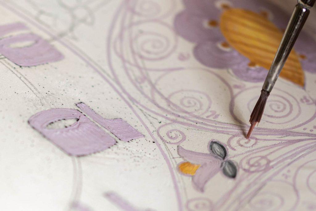 maiolica-dettaglio-pennello-fotografo-artigiani