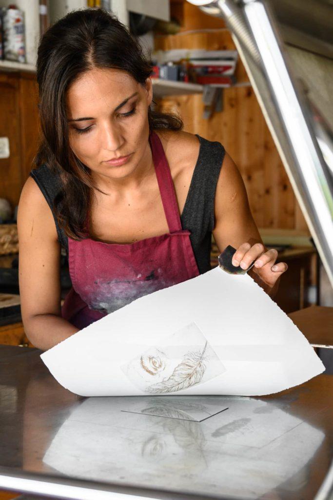 verifica stampa calcografia fotografo artigiani