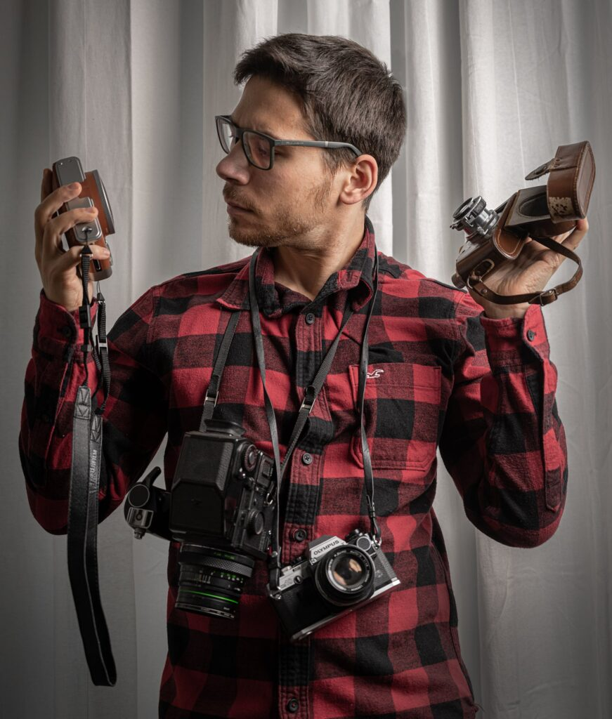 tommaso cimarelli fotografo foto profilo